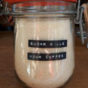 Is suiker van levensbelang?