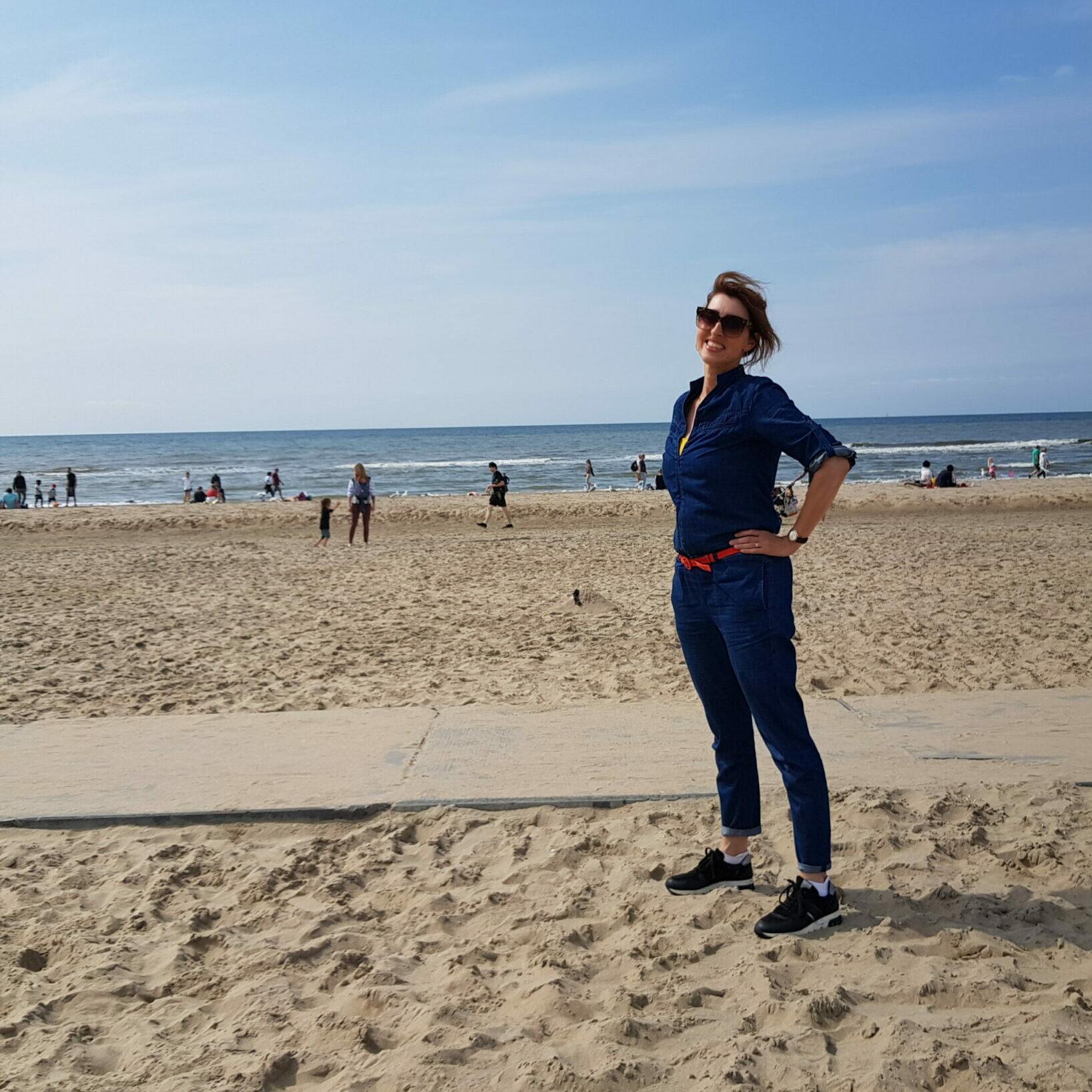Vitamine D op het strand